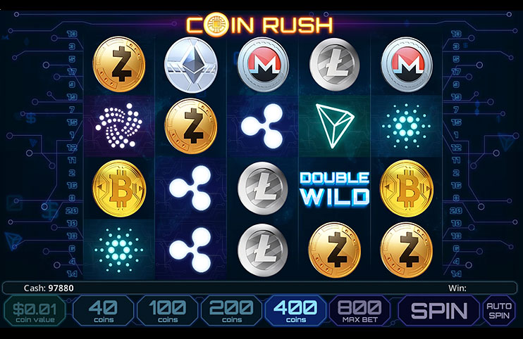 coin rush online slots